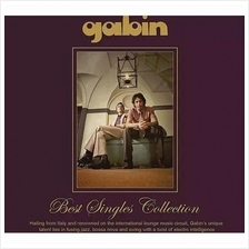 GABIN Best Singles Collection 2CD Fusion Jazz Bossa Nova Electro Music
