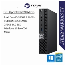 Dell Optiplex 5070 Micro i5 Desktop PC Computer (Refurbished)