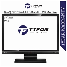 "BenQ 19 "" Inch Widescreen LED Backlit LCD Monitor G910WAL (Refurbished)"