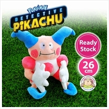 Pokemon Detective Pikachu Mr Mime Soft Plush Toy Doll (26cm)