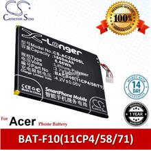 Ori CS ACZ500SL Acer BAT-F10(11CP4 /58 /71) / Liquid Z500 Battery