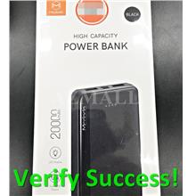 (Safety) MCDODO MC-685 20000mAh Power Bank OPPO A37 A57 F1s F5 F7 A71k