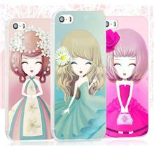 Buy 1 Free 1 @ Apple iPhone 5 5S SE 3D Silicone Case Cover Casing