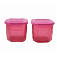 Tupperware Small Clearmates (2) 205 ml