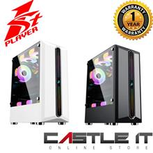 1st Player Rainbow RB-3 Gaming Case ATX Casing (Tempered Glass with 2B