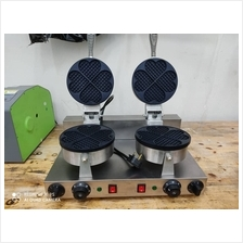 happypopper - Waffle Machine Double ( Love ) ( Display Unit )