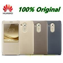100% Original Huawei Mate 8 Mate8 Flip Smart Case Cover Casing + Gifts