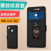 vivo x21 vivox21a flip Case Cover Casing + Free SP
