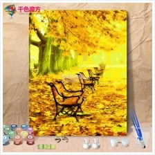 DIY Oil Painting In Number 40*50cm (Code : P182)