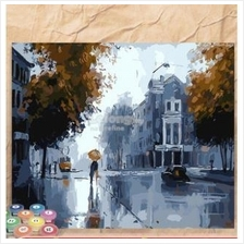 DIY Oil Painting In Number 40*50cm (Code : P180)