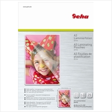 GEHA Laminating Pouches (A3 Size)