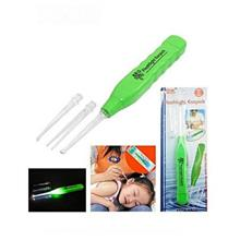 *LED Flashlight^Earpick Ear Pick Wax Remover Clean Cleaner Remover