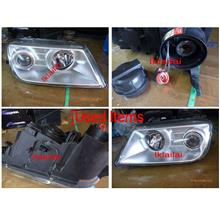 Waja Campro 07 Original Head Lamp 1-Side [Used Items]