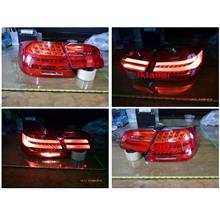 BMW E92 '05 2D LED Light Bar Tail Lamp