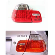 EAGLE EYES BMW M3 2D E46 '98-01 LED Tail Lamp+Back Lamp[TL-026-BMW]