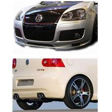 Volkswagen Golf V '05 GTi ABT Style Full Set Body Kit Bumper PP