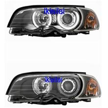 EAGLE EYES BMW E46 2D 98-01 CCFL Projector Head lamp [HL-007]