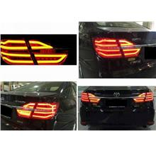 Toyota Camry '15 LED Light Bar Tail Lamp Running Signal Smoke/Red