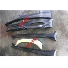 Honda City '14 Modulo Style Full Set Body Kit PPU Material [Painted]