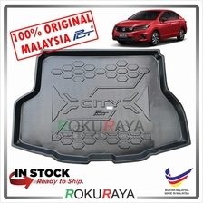 Honda City (7th Gen) 2020 Custom Fit Original PE Non Slip Rear Trunk B