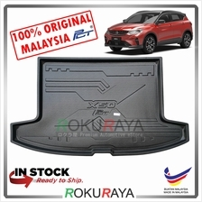 Proton X50 SUV Custom Fit Original PE Non Slip Rear Trunk Boot Cargo T