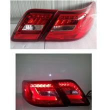 Toyota Camry '06-10 US Spec LED Light Bar Tail Lamp [Red-Smoke] 1-Pair