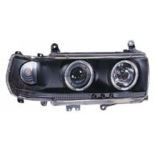 SONAR Toyota Landcruiser '90-97 FJ80/FJ82 Head Lamp Projector+LED+CCFL