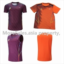2018-9 Men Women Badminton jersey tshirt light weight #1801