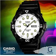 CASIO MRW-200H-7EV WATCH 100% ORIGINAL