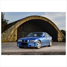 BMW E36 3 Series M3 Bumper Bodykit Taiwan PP Material Body Kit