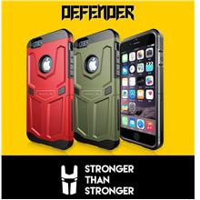 Nillkin iPhone 6 6S Plus 4.7 5.5 Defender ShakeProof Back Case Cover