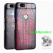 Huawei Google Nexus 6P 3D Relief Silicone Back Case Cover Casing Gifts