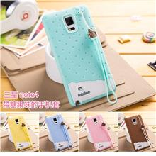Fabitoo Samsung Galaxy Note 3 4 Silicone ShakeProof Back Case Cover