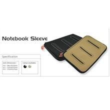 CLIPTEC 10' NETBOOK SLEEVE BAG (CZG610) BLACK/OLIVE