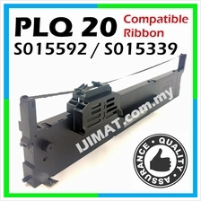Epson PLQ20 PLQ-20 PLQ 20 Compatible Printer Ribbon S015592 / S015339