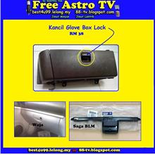 call whatsapp for all car model Glove Box Lock Kancil pengunci laci se