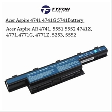 Acer Aspire 4741 4741G 5741 5551 5552 Compatible Laptop Battery AS10D6