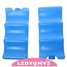 Curiosity 2 600mm Freezer Ice Cooling Pack For Breast Milk Ca - [BLUE]