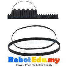 3D Printer Closed Loop Timing Belt 6mm Gt2-200mm 280mm 300mm - [200MM]
