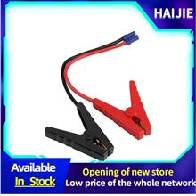 1 Car Emergency Jump Starter Battery Clip Test Lead Clamp Ec5 Plug Con