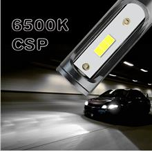 1 Pair 10000lm Car Headlight LED Fog Light Canbus H - [6500K,9005/HB3]