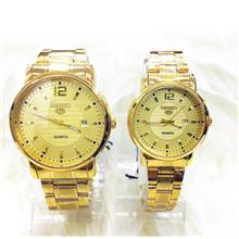 Watch Couple - Seiko - [GOLD]