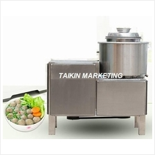 Meat Ball Pulping Machine Mesin Pengisar Bakso 4KW