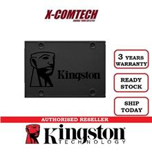 Solid State Drive Ssd A400 120gb/240gb/480gb - Kingston - [120GB]