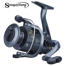 Smooth High Speed Reel Gear Ratio 5.1:1 Carp Spinning Fishing - [3000]