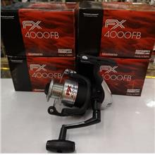 Shimano Fx 1000fb/fx 2500fb/fx 4000 Fb Fishing Reel - [1000]