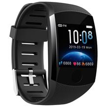Q11 Super Long Standby Smart Watch Blood Pressure Heart Rate - [BLACK]