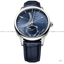 MAURICE LACROIX MP6528-SS001-430-1 Masterpiece Retrograde Moon Blue