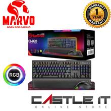 MARVO CM420 3 IN 1 ADVANCED GAMING KIT Keyboard Mouse Mouse Pad