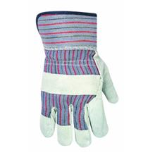 CLC Custom Leathercraft 2046B Work Gloves with Safety Cuff  & Wing Thumb, 12 P